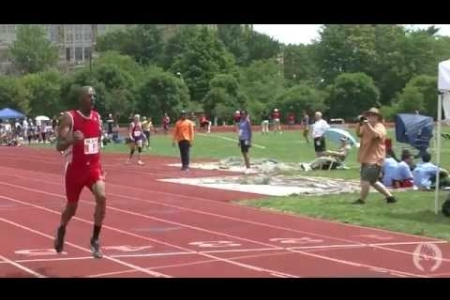 Maryland Senior Olympics: Faces of the Games: Oscar Peyton