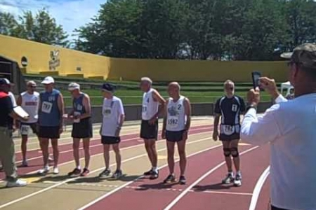 2013 National Senior Games: Dr. Bruce's View of Track & Field